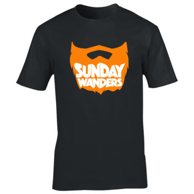 Gingerbeard Mark - Sunday Wanders T-Shirt Thumbnail